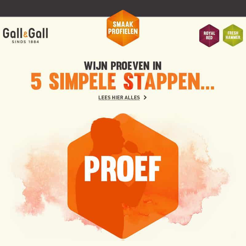 Gall & Gall Smaakprofielen
